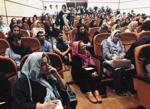 شرکت کنندگان در سمپوزیوم رشک و حسد انجمن علمی روان درمانی ایران